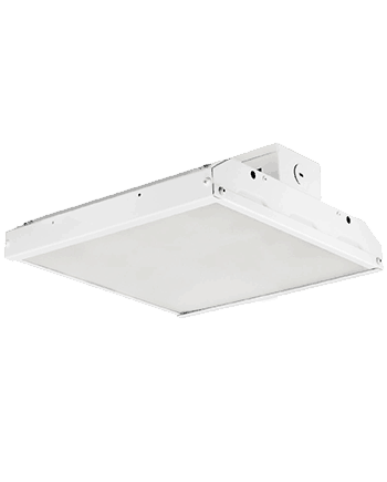 90W LED 2Ft Linear Commercial High Bay Fixture, 11,700 Lumens